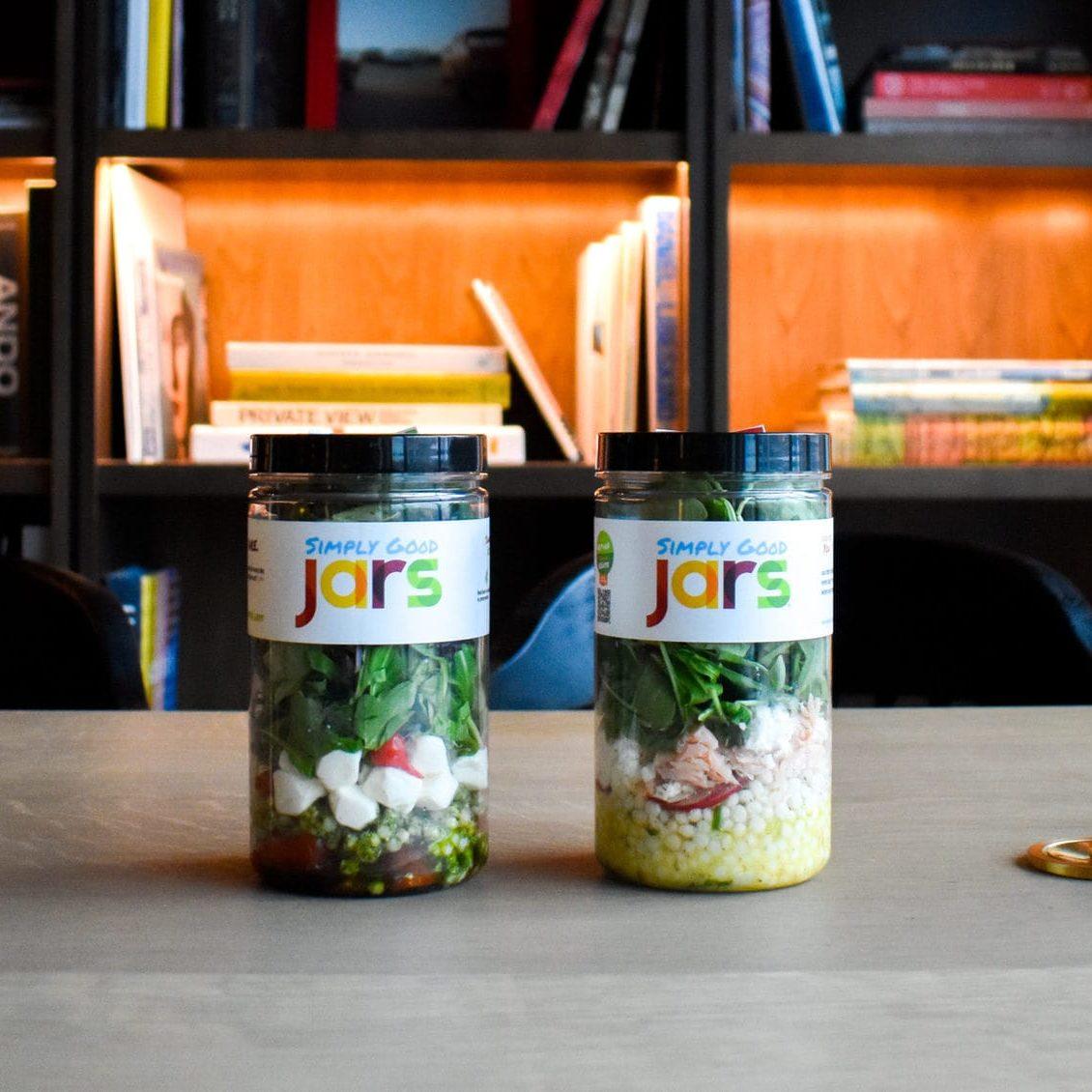 Heavenly Pesto Smoked Salmon Jars Books (1)